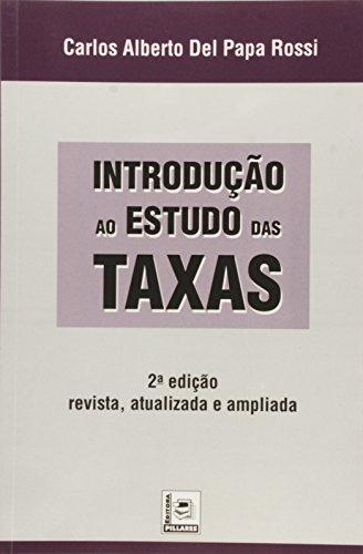 Introdução Ao Estudo Das Taxas