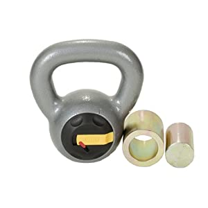 Rocketlok 14 20 Adjustable Kettlebell