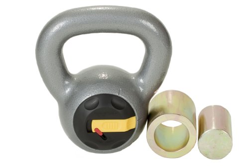Rocketlok 14-20 Adjustable Kettlebell by Rocketlok