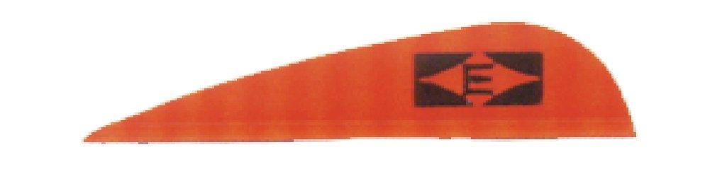 Easton Diamond 380 Archery Vanes, 3.875-Inch, Orange