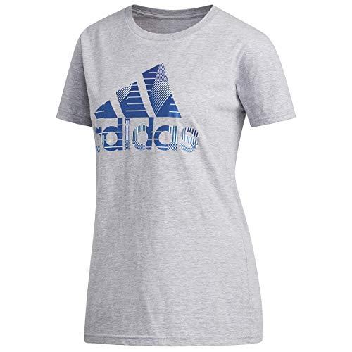adidas Women's Badge of Sport Graphic Tee 3