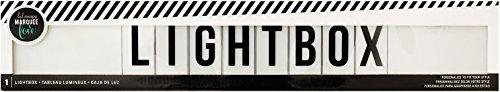 American Crafts Heidi Swapp Lightbox Shelf -