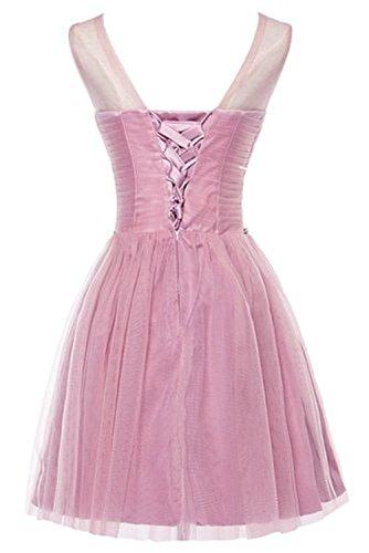 CoutureBridal - Vestido - Noche - para mujer Rosa