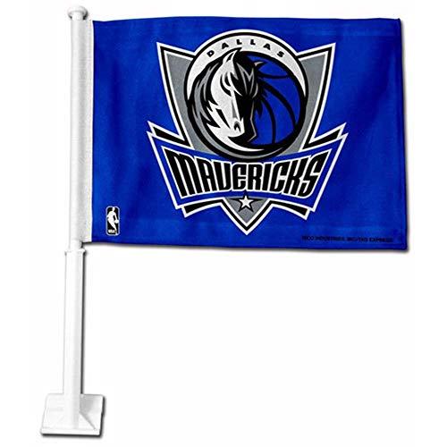 - Rico Industries NBA Dallas Mavericks Car Flag