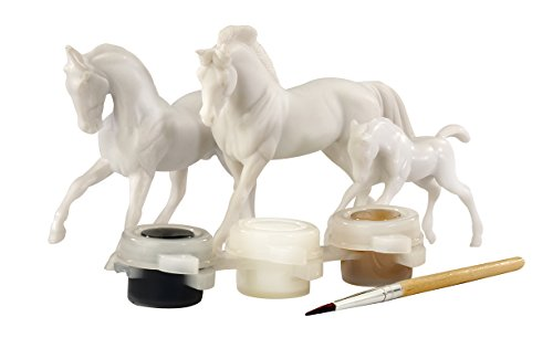 Breyer Stablemates Horse Family Painting Craft Activity Set -