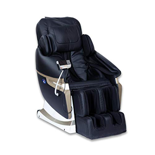 JSB Massage Chair for Home and Office (Black)