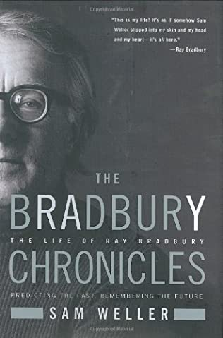 book cover of The Bradbury Chronicles