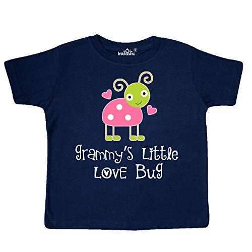 Valentines Day Love Bug - inktastic - Grammy Love Bug Valentines Day Toddler T-Shirt 2T Navy Blue 259fa