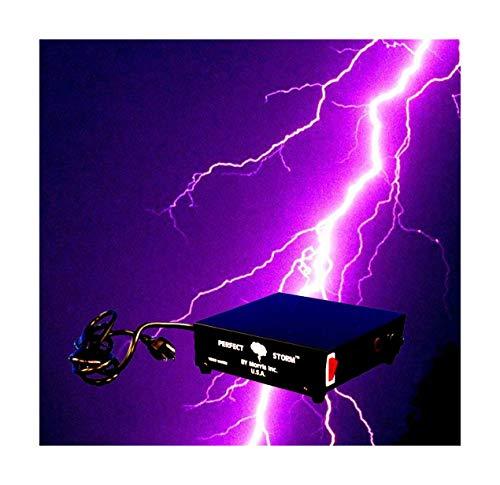 Special Effects Dj Perfect Storm Thunder Sounds Lights Controller Halloween Prop - -