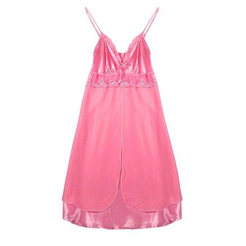 9156a85be5606 Yogogo Damen Versuchung Unterwäsche ❤ 1 Cent Artikel Spitze Nachtkleid  Uniformen Babydoll Erotik Dessous Set
