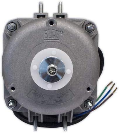 Ventilador 25 W ELCO VNT-25//40 aspirante Aspirantes Multianclaje total DOJA Industrial
