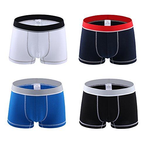 Dardugo Underwear Stretchy Cotton Briefs