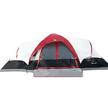 Tahoe Gear Manitoba 14-Person Camping Tent (TGT-MANITOBA-14)