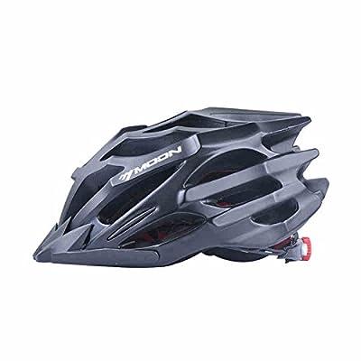 260g Ultra léger - Casque de vélo, Casque d'équitation de vélo Combinant la coquille extérieure de polycarbonate avec la mousse d'absorption d'impact avec 27 ventilations de refroidissement