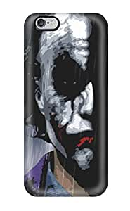 Defender Case For Iphone 6 Plus, The Joker Pattern by supermalls
