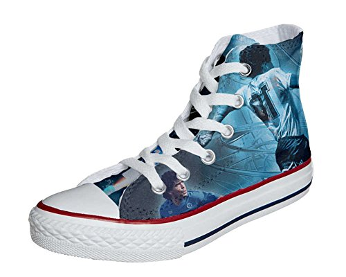 Soccer Converse Star Artesano All World Zapatos producto Personalizados Customized nS8F7