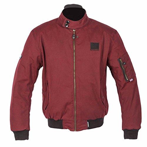 Spada Happy Jack Harrington Motorcycle Motorbike Waterproof Jacket - Red M
