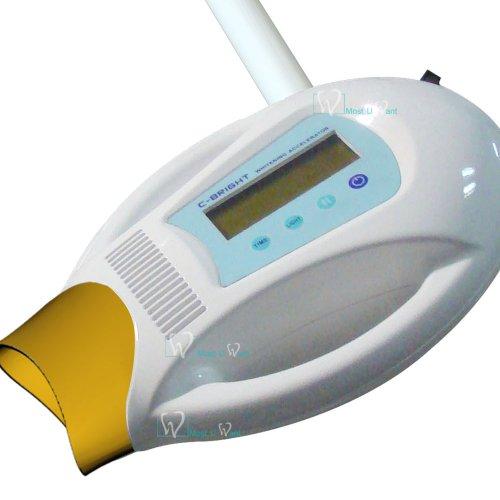 COXO® C-BRIGHT-I Dental Handheld LED Teeth Whitening Bleaching Light Accelerator Lamp 6000mw/cm2 6pcs LED by COXO (Image #1)