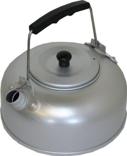 Highlander Wasserkesel Aluminium mit Filter, CP125