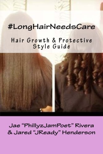 #LongHairNeedsCare: A Guide to Healthy Hair Growth & Natural Looking Protective Styles