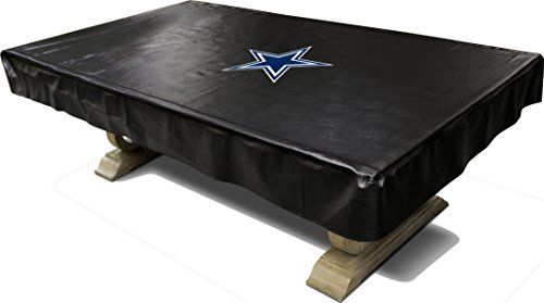 Imperial Officially Licensed NFL Merchandise: Billiard/Pool Table Naugahyde Cover, 8-Foot Table, Dallas Cowboys