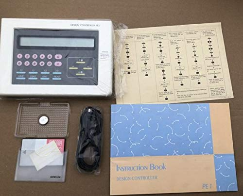 PE1 Pattern Controller for Singer Silver Reed Electronic Knitting Machine SK840 MOD. 580 by WeaveR (Image #1)