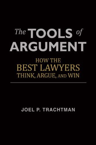 Tools Argument Lawyers Think Argue ebook product image