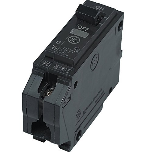 General Electric THQL1120 Circuit Breaker, 1-Pole 20-Amp Thick Series by Connecticut Electric (Circuit Breaker Pole Ge Single)