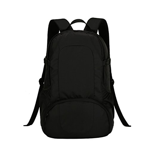 Backpack Travel Black Laidaye Outdoor Bag Shoulder Sports Casual nwxvTqY1