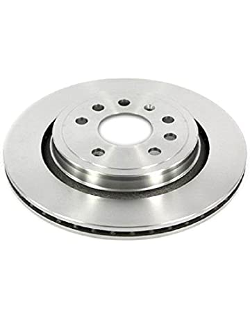 Drill Slot Brake Rotors F/&R POSI QUIET Pads for Audi Cabriolet 94-98