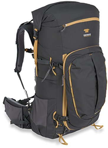 Mountainsmith Lariat 65 Anvil Grey Backpack - Anvil Grey