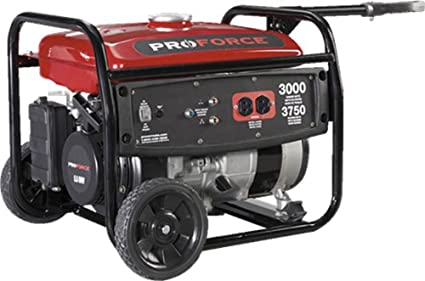 ProForce 3000 Watt Portable Generator PMC103000