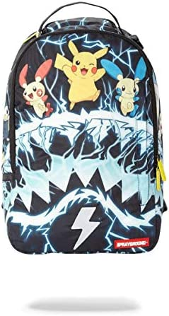 SPRAYGROUND BACKPACK   ELECTRIC SHARK / SPRAYGROUND BACKPACK   ELECTRIC SHARK