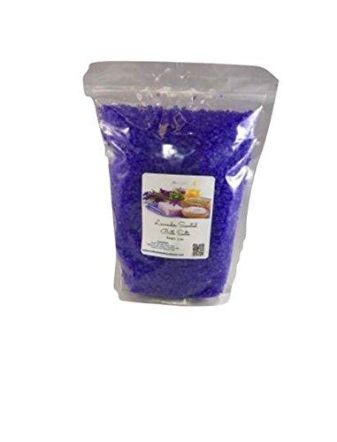 - Violet Scented Bath Salts: 20 lbs Bulk/Wholesale