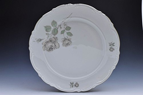 Mitterteich Bavaria Germany Mystic Rose Dinner Plate (s)