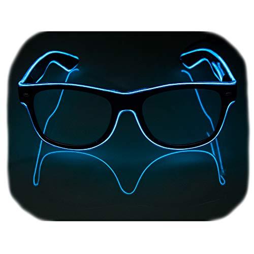 Led Light Up Eyeglasses in US - 7