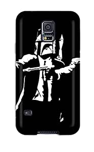 linfenglinFashion Tpu Case For Galaxy S5- Star Wars Defender YY-ONE
