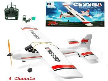 RC Cessna 747 Airplane Ready To Fly