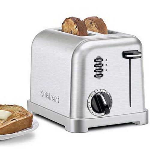 Cuisinart CPT-160 Metal Classic 2-Slice Toaster Review