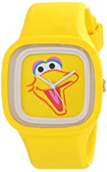 Sesame Street SW628BB Big Bird Jelly Watch Case