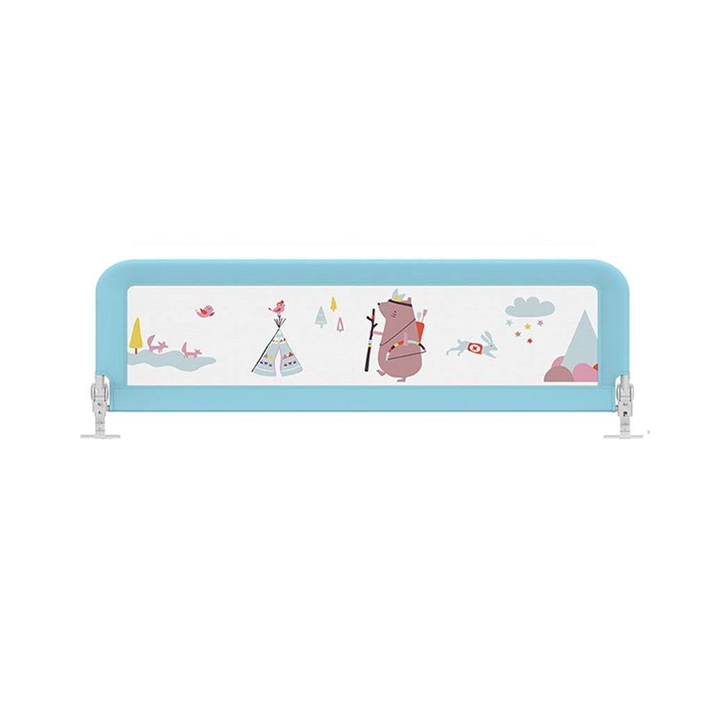QREDIAN Baby Box Recinzione per Bambini Recinzione per Bambini Recinzione per Bambini Recinzione per Bambini Forte e Durevole   Realizzato con Materiali Non to ( Colore   Blu , Dimensione   180X60cm )