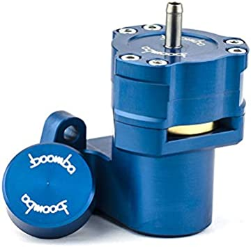 Veloster N Blow Off Valve Boomba Racing Blue
