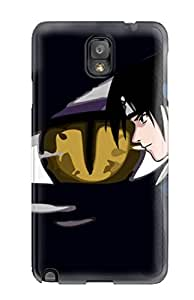 Kevin Charlie Albright's Shop 8716719K85977556 Tpu Phone Case With Fashionable Look For Galaxy Note 3 - Sasuke