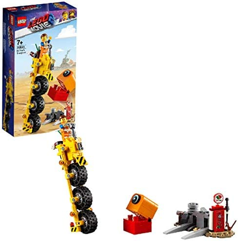 THE LEGO MOVIE 2 70823 Emmets Dreirad!