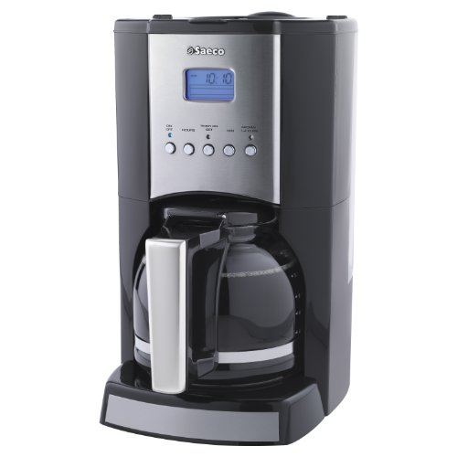 Saeco 12-Cup Drip Standard Coffee Maker (Saeco Black Coffee Maker)