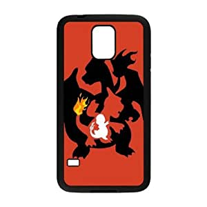 SamSung Galaxy S5 phone cases Black Pokemon fashion cell phone cases LIYT2273655