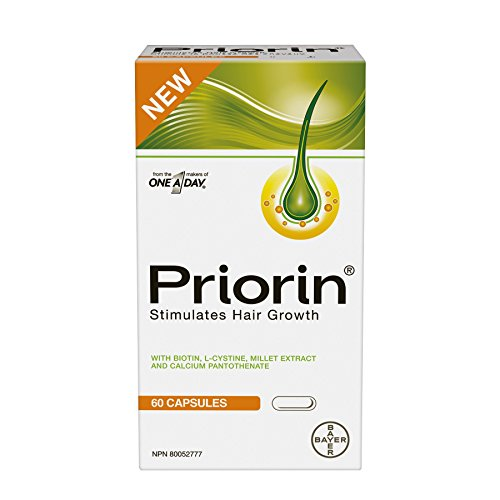 PRIORIN Hair Growth Stimulant, 60-Count