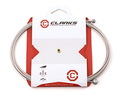 Clarks Cable Brake Clk Wire Ss Slk 1.6X2000 Rd - W6052DD
