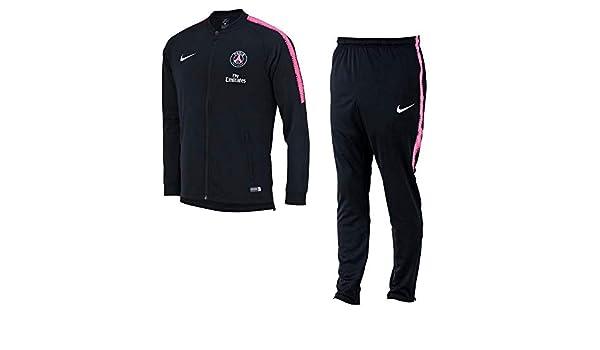 Nike PSG Y NK Dry SQD TRK Suit K - Chándal, Unisex Infantil ...