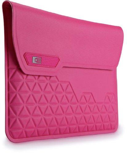 Case Logic SSMA-313 Welded Sleeve for 13.3-Inch Ultrabooks / MacBook Air / MacBook Pro Retina Display (Pink)